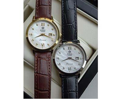 11110-01 Dámské hodinky s diamanty