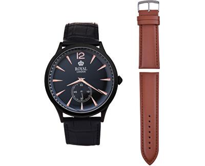 Pánské hodinky 41295-05 s řemínkem ZDARMA