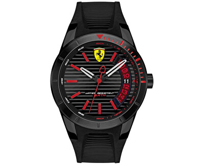 Scuderia Ferrari Red Rev-T 0830428
