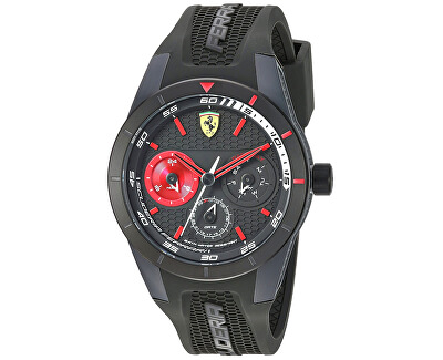 Scuderia Ferrari Red Rev-T 0830439