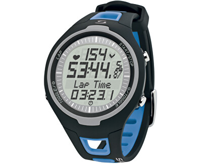 Sporttester PC 15.11 Black/Blue