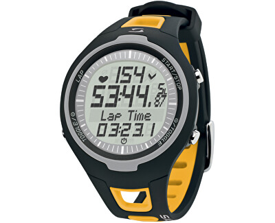 Sporttester PC 15.11 Yellow