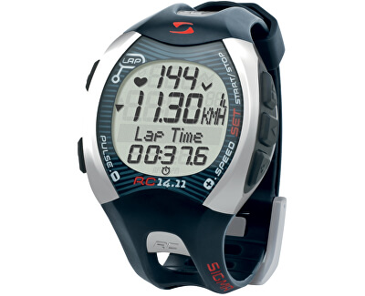 Sigma Sporttester RC 14.11 Gray