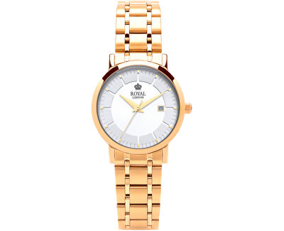 Royal London 21367-02 - REDUCERE -zgârieturi ușoare pe brățara ceasului