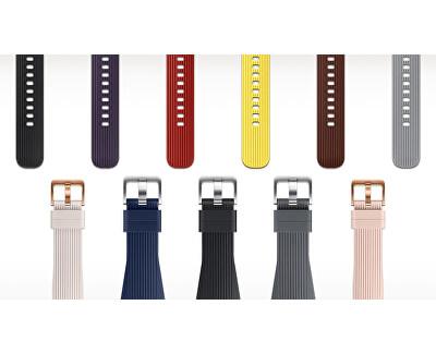 Vyberte si svůj oblíbený řemínek a přizpůsobte si hodinky podle nálady či outfitu.