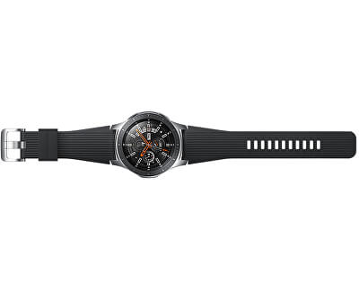 Galaxy Watch 46 mm stříbrné
