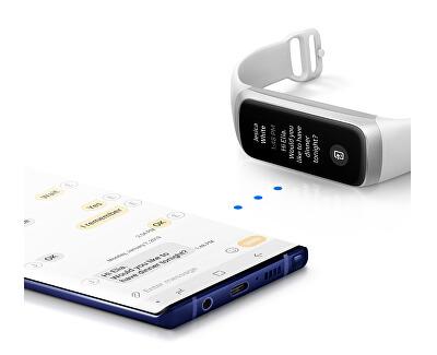 Galaxy Fit SM-R370NZKAXEZ černý