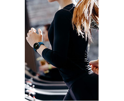 Galaxy Watch Active stříbrné