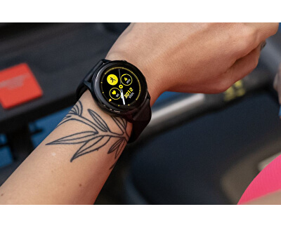 Galaxy Watch Active zlatorůžové