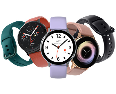 Galaxy Watch Active2 40mm - černé