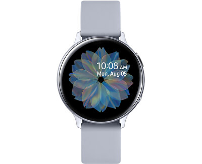 Galaxy Watch Active2 40mm - stříbrné
