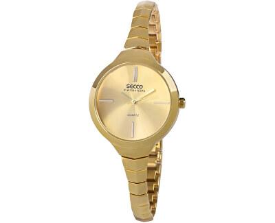 Dámské analogové hodinky S F5001,4-162