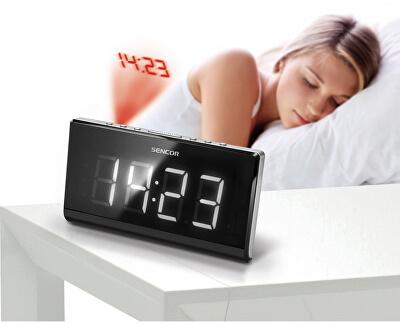 Radio ceas cu proiecție SRC 340