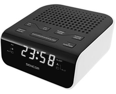 Radiobudík SRC 136 WH