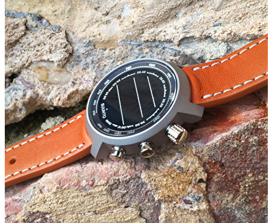 Elementum Terra Brown Leather