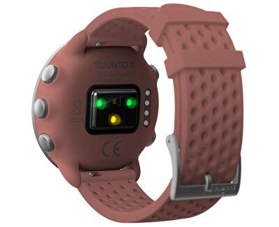 Suunto3 Granite Red SS050475000