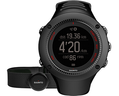 Ambit3 Run Black HR