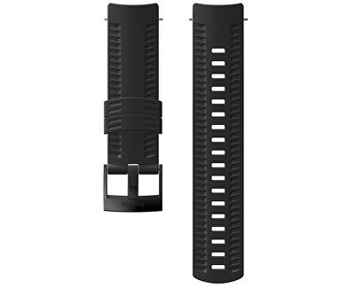 Silikonový řemínek k hodinkám Suunto 9 Baro