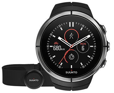 Spartan Ultra Black HR
