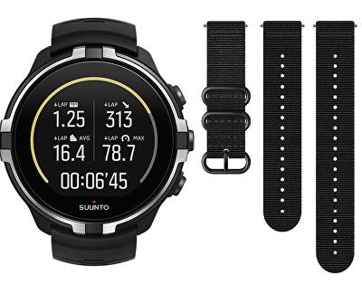 Suunto Spartan Sport Wrist HR Baro Stealth + Armband