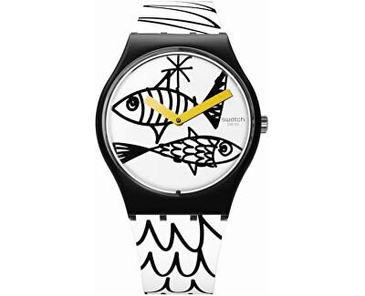 Swatch Pesciolini GB303