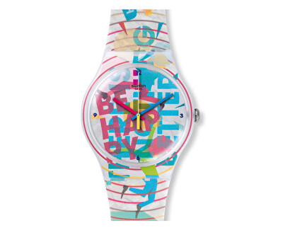 Swatch Go Happy SUOZ196