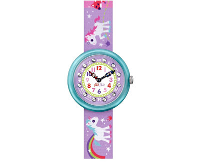 Swatch Flik Flak Magical Unicorns ZFBNP033