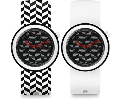 Oboustranné hodinky Hypnopop PNB104