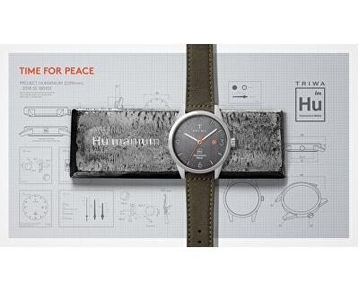 Humanium Recycled Green Hu39D-CL080912