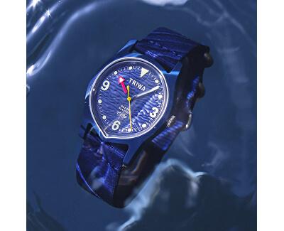 Ocean Plastic - Deep Blue TFO102-CL150712
