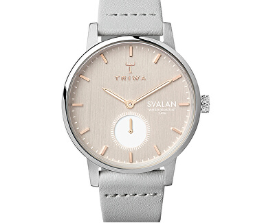 Blush Svalan Light Gray Super Slim SVST102-SS111512