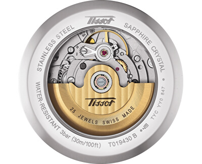 Heritage Visodate Automatic T019.430.11.031.00