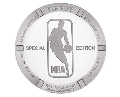 Limited Edition PRC 200 QUARTZ CHRONOGRAPH GENT NBA T055.417.11.017.01
