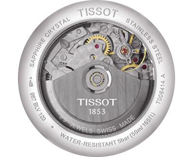 T-Classic Le Locle AUTOMATIC CHRONOGRAPH T006.414.16.263.00