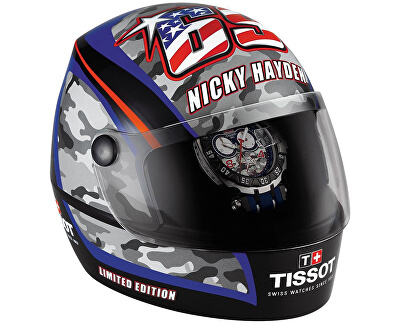 Special Collections T-Race Nicky Hayden 2016 ltd.ed. - T0924172705703