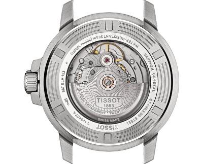Seastar Automatic Powermatic 80 T120.407.11.041.02