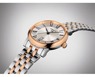 T-Classic Carson Premium Quartz Lady T122.210.22.033.01