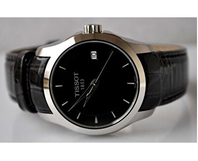 T-Classic Couturier Automatic Powermatic 80 T0352071606100