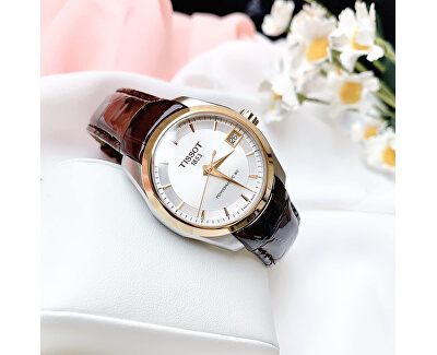 T-Classic Couturier Automatic Powermatic 80 T0352072603100