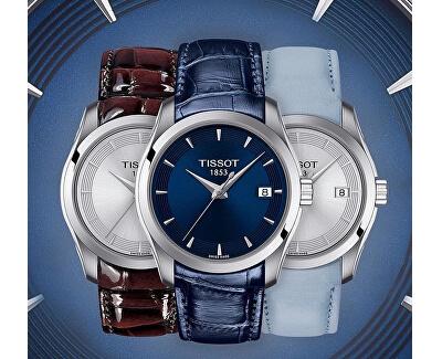 T-Classic Couturier Quartz T035.210.16.011.00