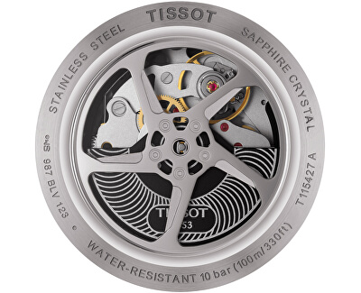 T-Race Chrono Automat T115.427.27.031.00