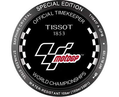 SpecialCollections T-Race MotoGP 2018 Special Edititon  T115.417.37.061.04