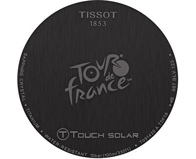 T-Touch Expert Solar Tour de France 2019 Special Edition T091.420.47.207.04