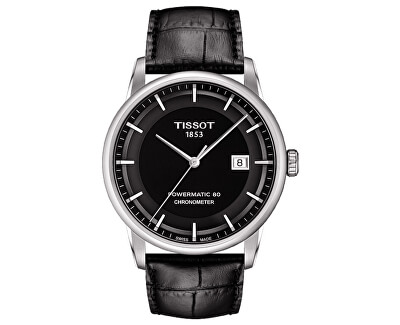 Tissot T-Classic Luxury COSC Automatic T086.408.16.051.00