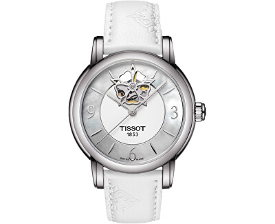 Tissot T-Lady Lady Heart Automatic Povermatic 80 T050.207.17.117.04