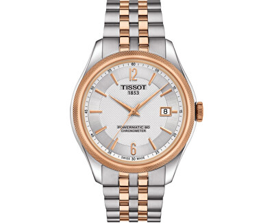 T-Classic Ballade Automatic Gent COSC T108.408.22.037.01