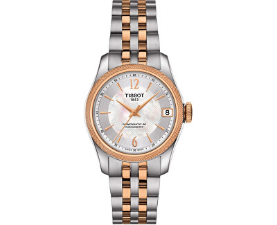T-Classic Ballade Automatic Lady COSC T108.208.22.117.01