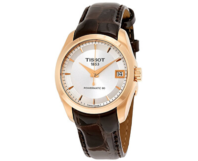 T-Classic Couturier Automatic Powermatic 80 T0352073603100