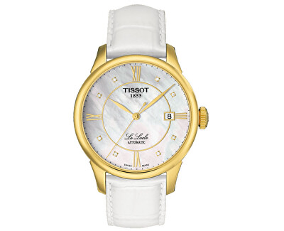 LeLocle Automatic T41.5.453.86 s diamanty