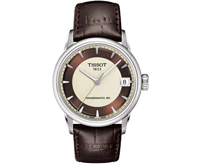 T-Classic Luxury Lady Powermatic 80 T086.207.16.261.00